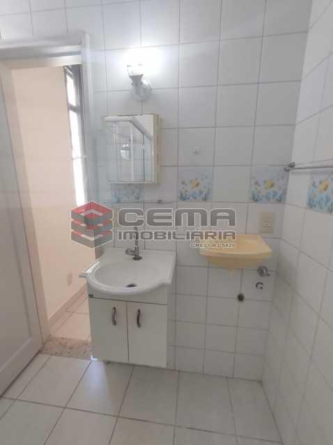 banheiro - Excelente conjugado na São Clemente - Botafogo - LAKI10053 - 11