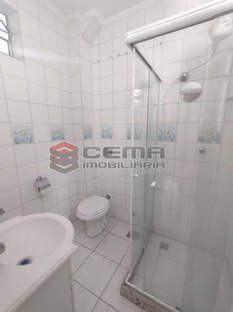 banheiro - Excelente conjugado na São Clemente - Botafogo - LAKI10053 - 8