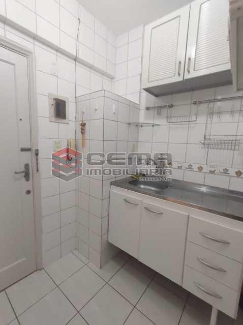 cozinha - Excelente conjugado na São Clemente - Botafogo - LAKI10053 - 13