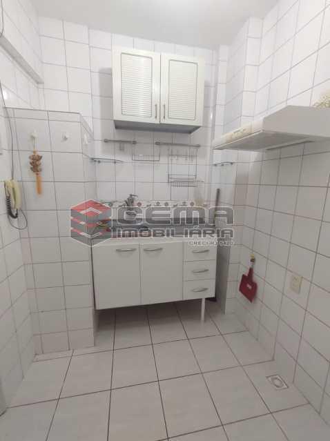 cozinha - Excelente conjugado na São Clemente - Botafogo - LAKI10053 - 12