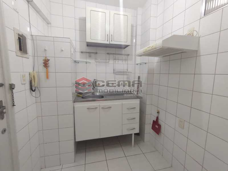cozinha - Excelente conjugado na São Clemente - Botafogo - LAKI10053 - 15