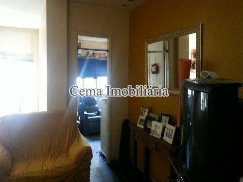 SALA - Apartamento À Venda - Botafogo - Rio de Janeiro - RJ - LA33190 - 1
