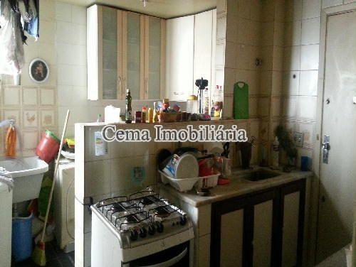 COZINHA - Apartamento À Venda - Botafogo - Rio de Janeiro - RJ - LA33190 - 12