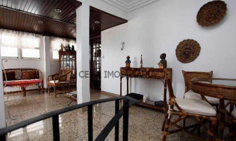 2º piso - Cobertura à venda Rua Dona Mariana,Botafogo, Zona Sul RJ - R$ 1.639.000 - LACO30064 - 5
