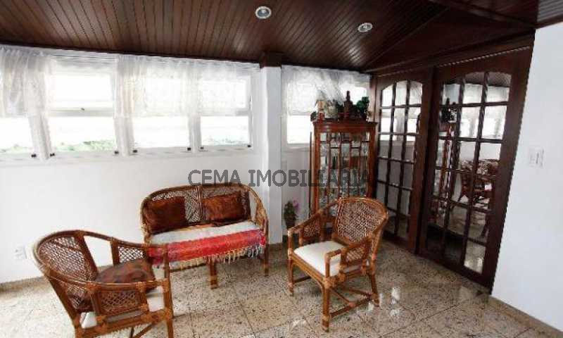 sala - Cobertura à venda Rua Dona Mariana,Botafogo, Zona Sul RJ - R$ 1.639.000 - LACO30064 - 11