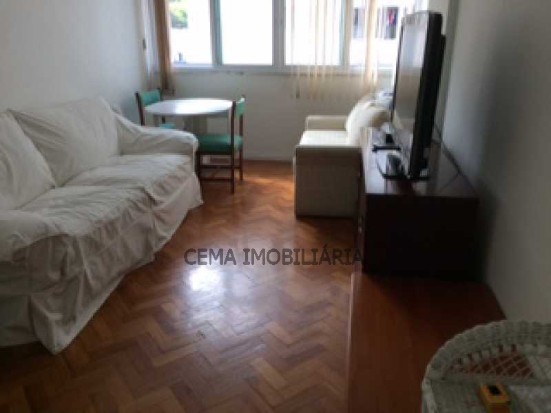 SALA ANG 2 - Apartamento À Venda - Leme - Rio de Janeiro - RJ - LAAP10578 - 3