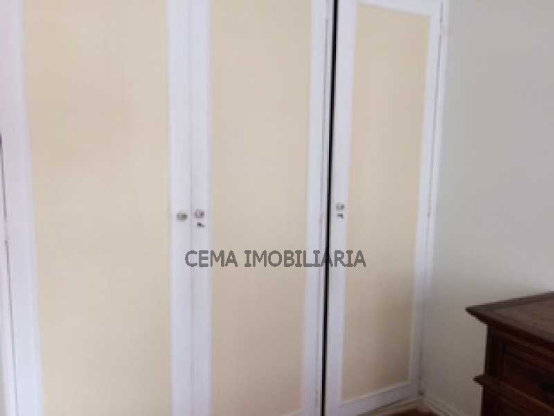 ARMARIOS - Apartamento 1 quarto à venda Leme, Zona Sul RJ - R$ 685.000 - LAAP10578 - 8
