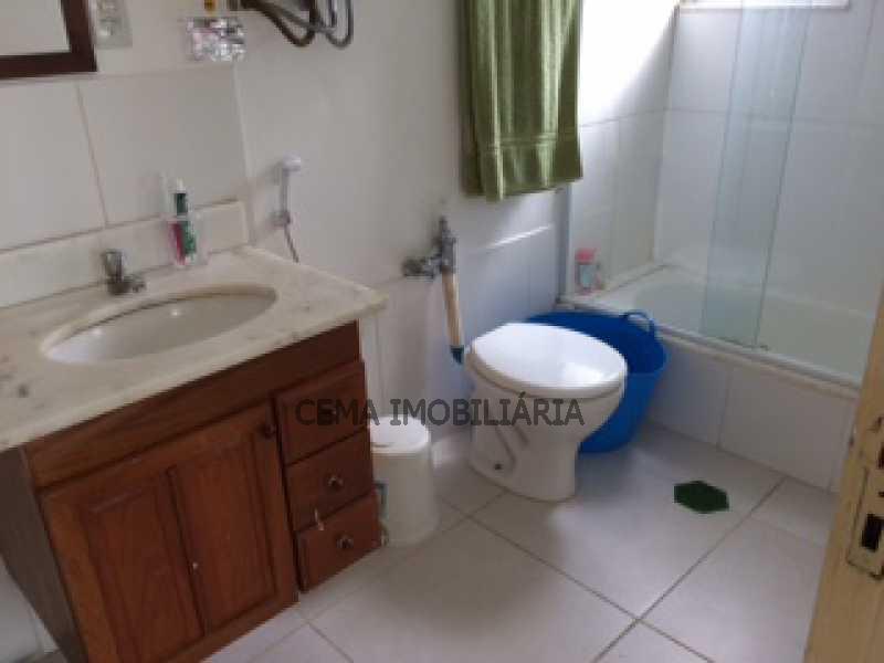 BANHEIRO SOCIAL - Apartamento 1 quarto à venda Leme, Zona Sul RJ - R$ 685.000 - LAAP10578 - 11