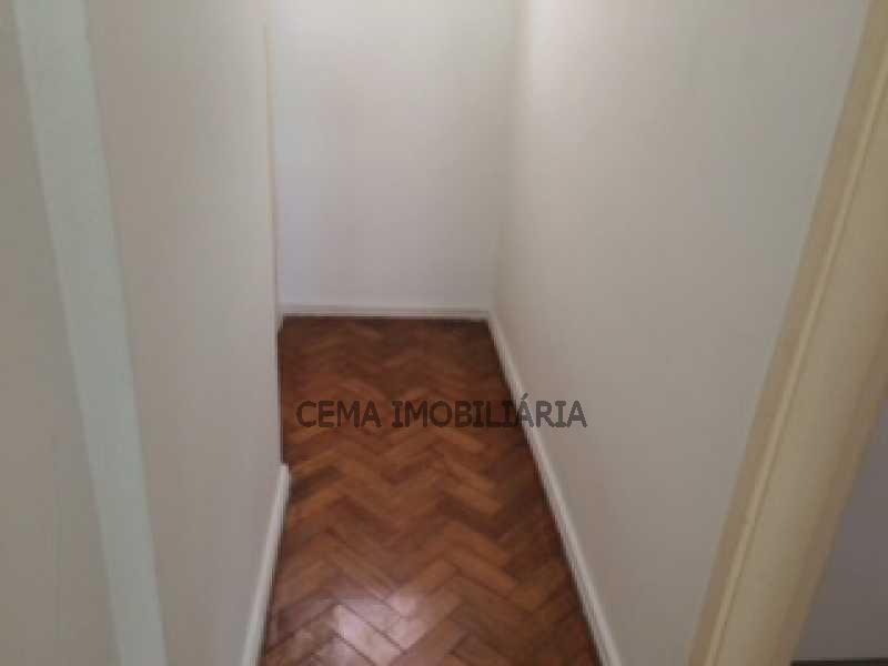 HALL - Apartamento À Venda - Leme - Rio de Janeiro - RJ - LAAP10578 - 7