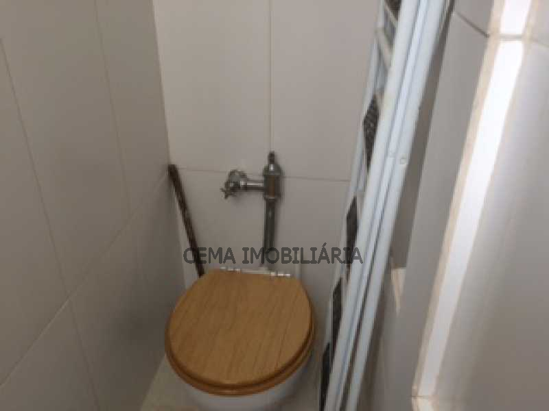 BANHEIRO SERVILO - Apartamento À Venda - Leme - Rio de Janeiro - RJ - LAAP10578 - 13
