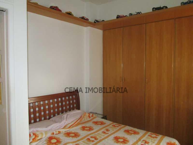 quarto - Apartamento À Venda - Laranjeiras - Rio de Janeiro - RJ - LAAP20999 - 13