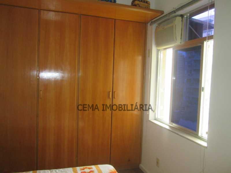quarto - Apartamento À Venda - Laranjeiras - Rio de Janeiro - RJ - LAAP20999 - 14