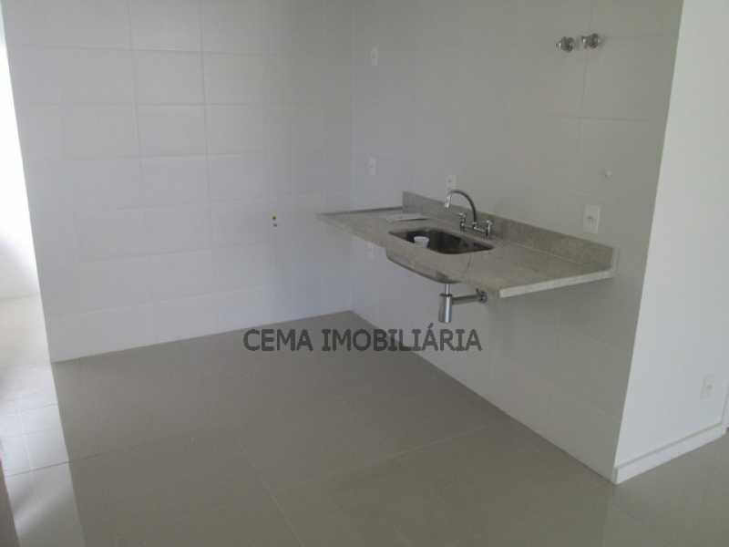 Cozinha - Apartamento 1 quarto para alugar Catete, Zona Sul RJ - R$ 2.350 - LAAP10588 - 12