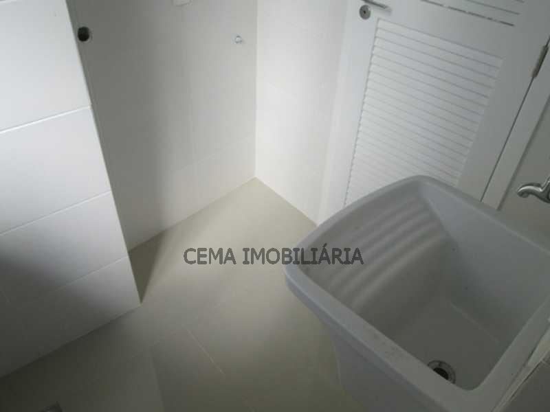 Área Serviço - Apartamento 1 quarto para alugar Catete, Zona Sul RJ - R$ 2.350 - LAAP10588 - 14