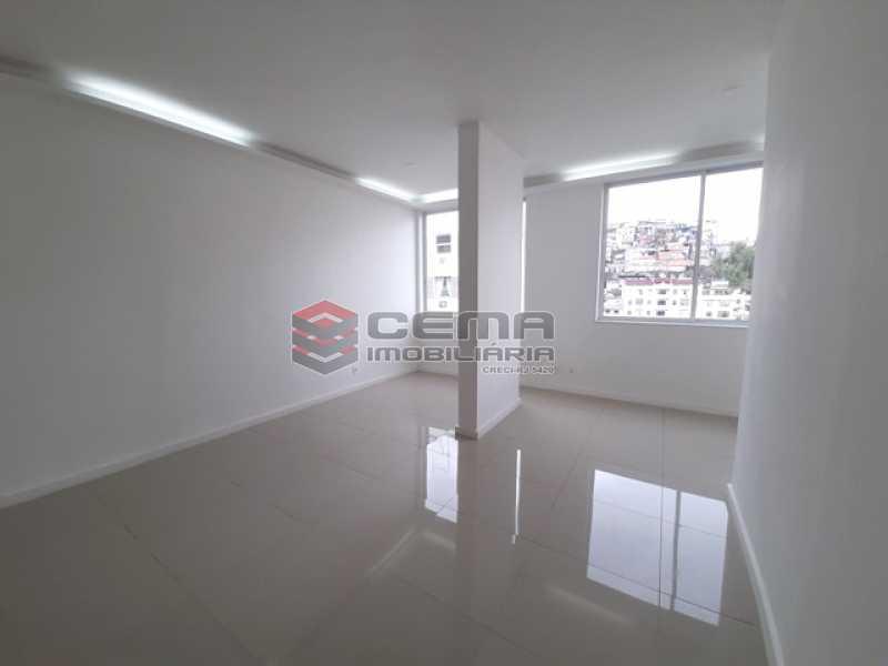 Sala - Apartamento 1 quarto para alugar Catete, Zona Sul RJ - R$ 2.350 - LAAP10588 - 4