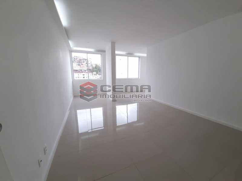 Sala - Apartamento 1 quarto para alugar Catete, Zona Sul RJ - R$ 2.350 - LAAP10588 - 1