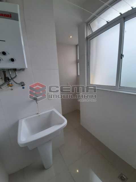 Área de serviço - Apartamento 1 quarto para alugar Catete, Zona Sul RJ - R$ 2.350 - LAAP10588 - 13