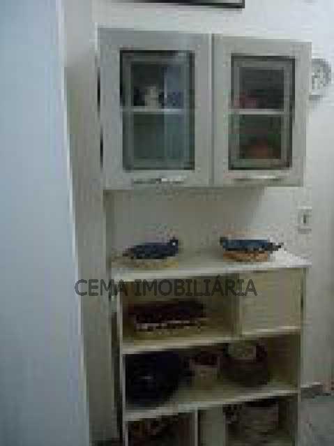 cozinha - Kitnet/Conjugado À Venda - Copacabana - Rio de Janeiro - RJ - LAKI00376 - 8