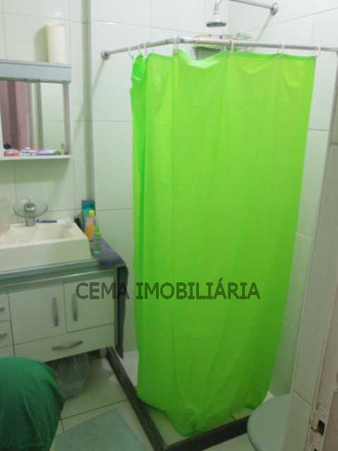 Banheiro - Apartamento À Venda - Glória - Rio de Janeiro - RJ - LAAP10593 - 10