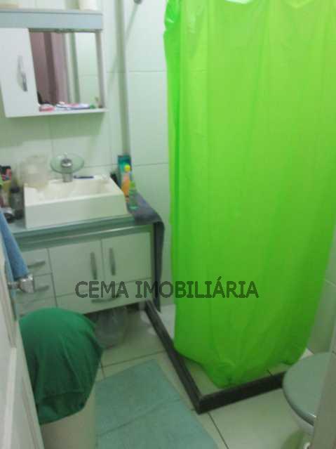 Banheiro - Apartamento À Venda - Glória - Rio de Janeiro - RJ - LAAP10593 - 11