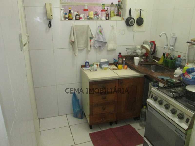 Cozinha - Apartamento À Venda - Glória - Rio de Janeiro - RJ - LAAP10593 - 6