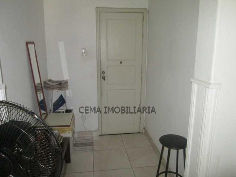 Hall - Apartamento À Venda - Glória - Rio de Janeiro - RJ - LAAP10593 - 17