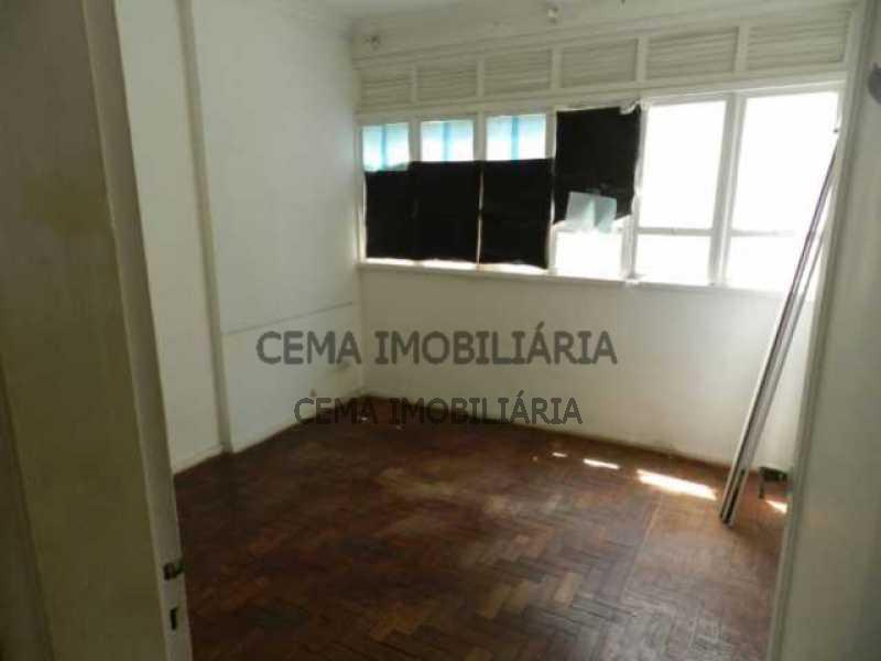 Quarto 2 - Apartamento À Venda - Leblon - Rio de Janeiro - RJ - LAAP30817 - 11