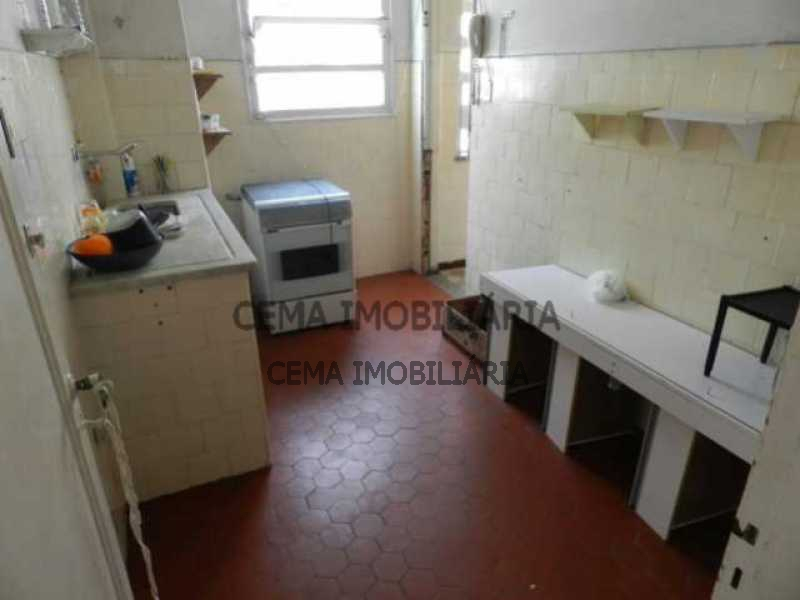 Cozinha - Apartamento 3 Quartos À Venda Leblon, Zona Sul RJ - R$ 1.580.000 - LAAP30817 - 13
