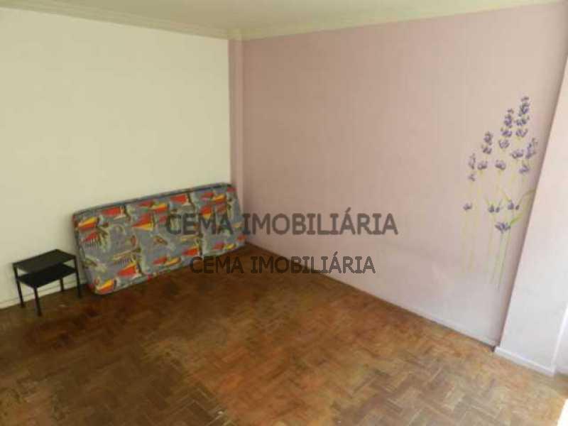 Quarto 1 - Apartamento 3 Quartos À Venda Leblon, Zona Sul RJ - R$ 1.580.000 - LAAP30817 - 8
