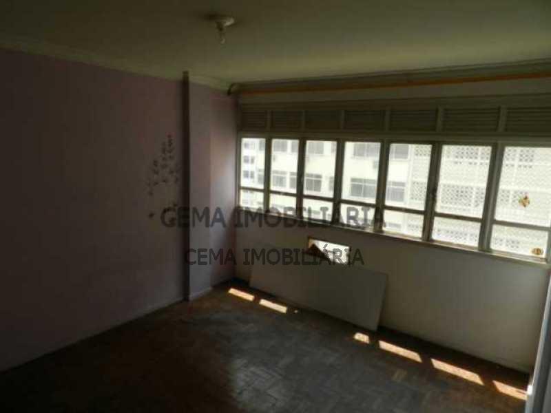 Quarto 1 - Apartamento À Venda - Leblon - Rio de Janeiro - RJ - LAAP30817 - 3
