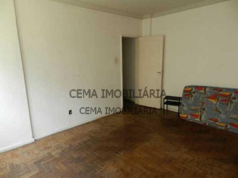 Quarto 1 - Apartamento À Venda - Leblon - Rio de Janeiro - RJ - LAAP30817 - 7