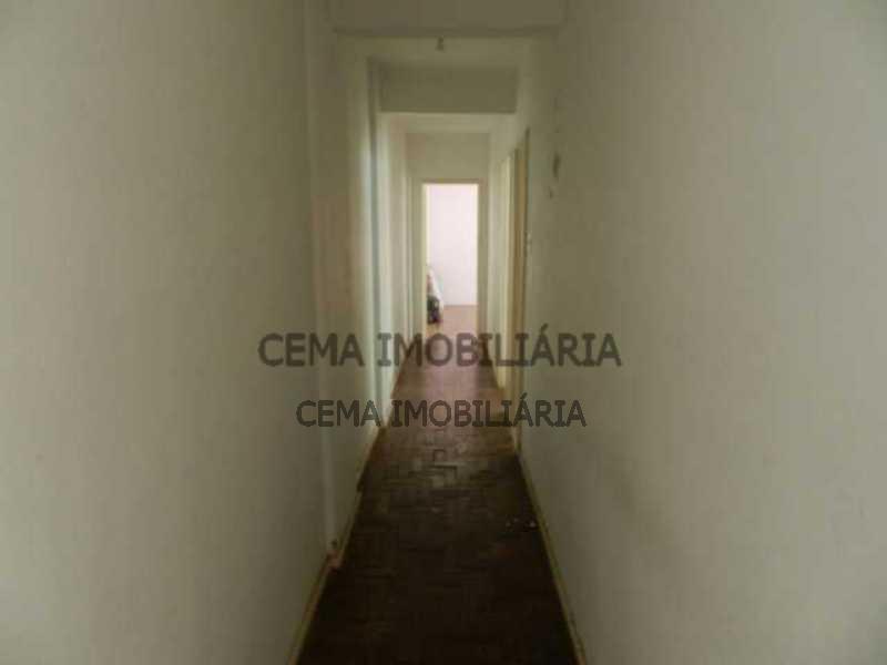 Circulação - Apartamento 3 Quartos À Venda Leblon, Zona Sul RJ - R$ 1.580.000 - LAAP30817 - 16