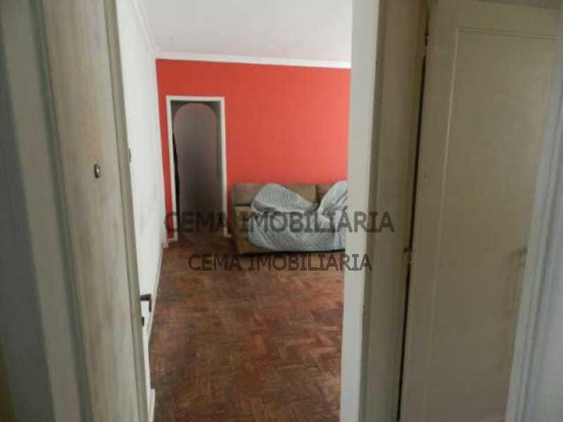 Sala - Apartamento 3 Quartos À Venda Leblon, Zona Sul RJ - R$ 1.580.000 - LAAP30817 - 6