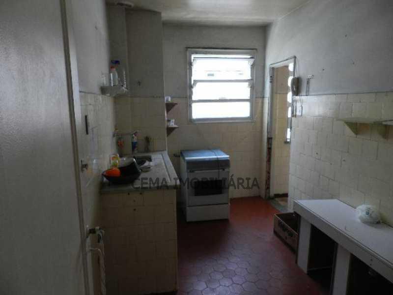 Cozinha - Apartamento 3 Quartos À Venda Leblon, Zona Sul RJ - R$ 1.580.000 - LAAP30817 - 14