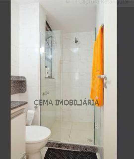 Banheiro - Apartamento à venda Rua Washington Luís,Centro RJ - R$ 350.000 - LAAP10598 - 8