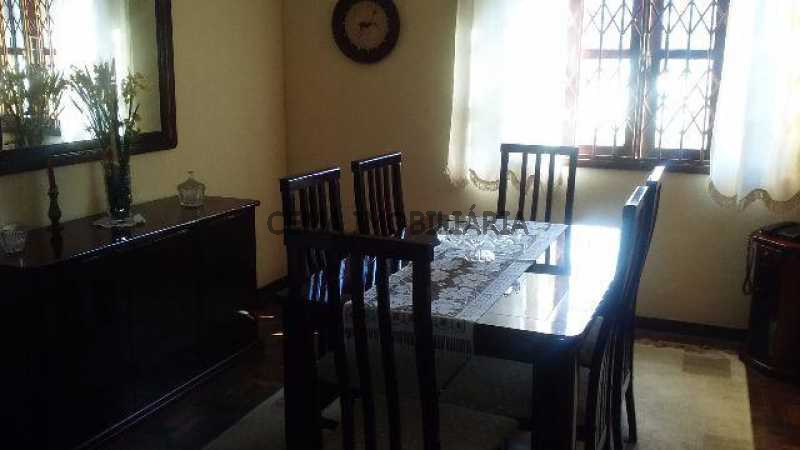 4 - Casa 4 Quartos À Venda Laranjeiras, Zona Sul RJ - R$ 1.500.000 - LACA40035 - 5