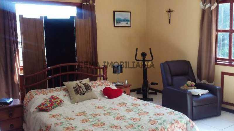 10 - Casa 4 Quartos À Venda Laranjeiras, Zona Sul RJ - R$ 1.500.000 - LACA40035 - 11