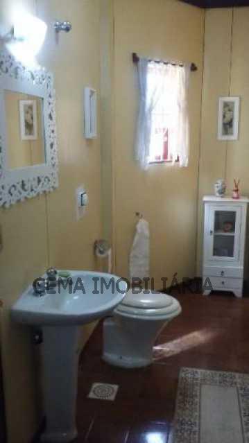 11 - Casa 4 Quartos À Venda Laranjeiras, Zona Sul RJ - R$ 1.500.000 - LACA40035 - 12