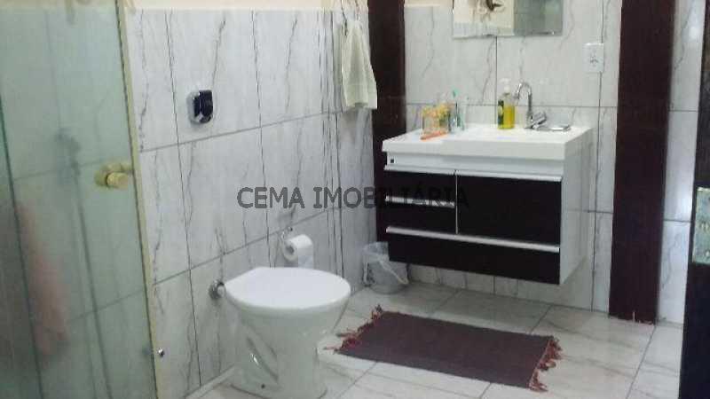 13 - Casa 4 Quartos À Venda Laranjeiras, Zona Sul RJ - R$ 1.500.000 - LACA40035 - 14