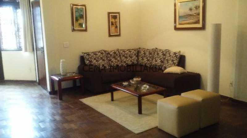 15 - Casa 4 Quartos À Venda Laranjeiras, Zona Sul RJ - R$ 1.500.000 - LACA40035 - 16