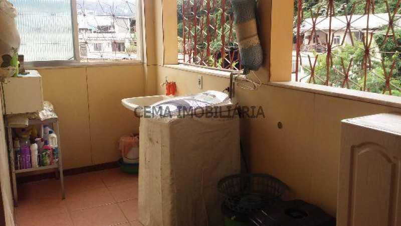 18 - Casa 4 Quartos À Venda Laranjeiras, Zona Sul RJ - R$ 1.500.000 - LACA40035 - 19