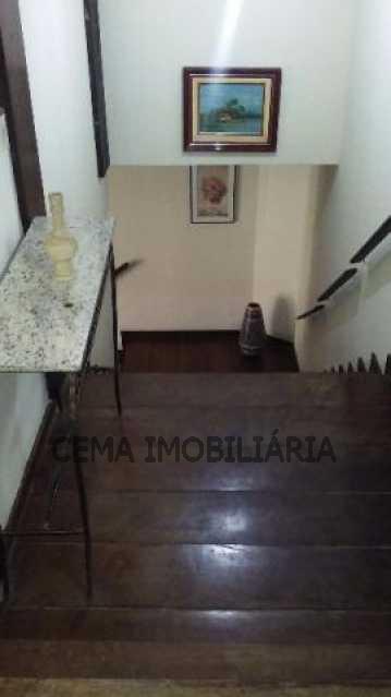 19 - Casa 4 Quartos À Venda Laranjeiras, Zona Sul RJ - R$ 1.500.000 - LACA40035 - 20