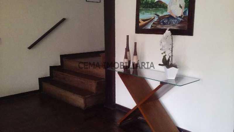 20 - Casa 4 Quartos À Venda Laranjeiras, Zona Sul RJ - R$ 1.500.000 - LACA40035 - 21