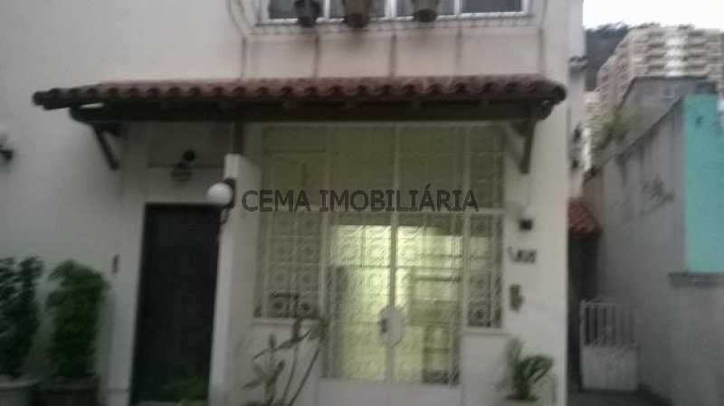 entrada - Casa de Vila À Venda - Botafogo - Rio de Janeiro - RJ - LACV30022 - 5