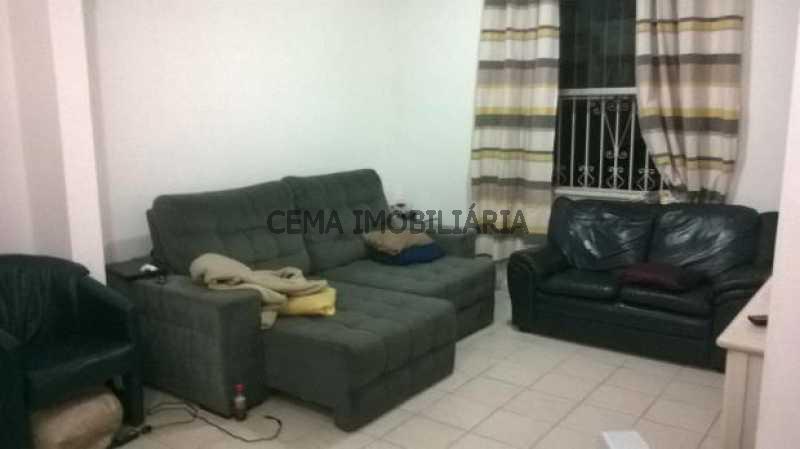 sala - Casa de Vila À Venda - Botafogo - Rio de Janeiro - RJ - LACV30022 - 10