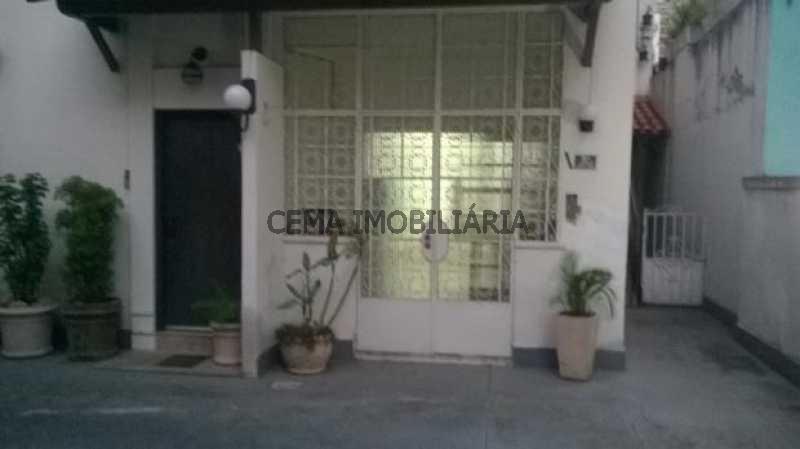entrada - Casa de Vila À Venda - Botafogo - Rio de Janeiro - RJ - LACV30022 - 3