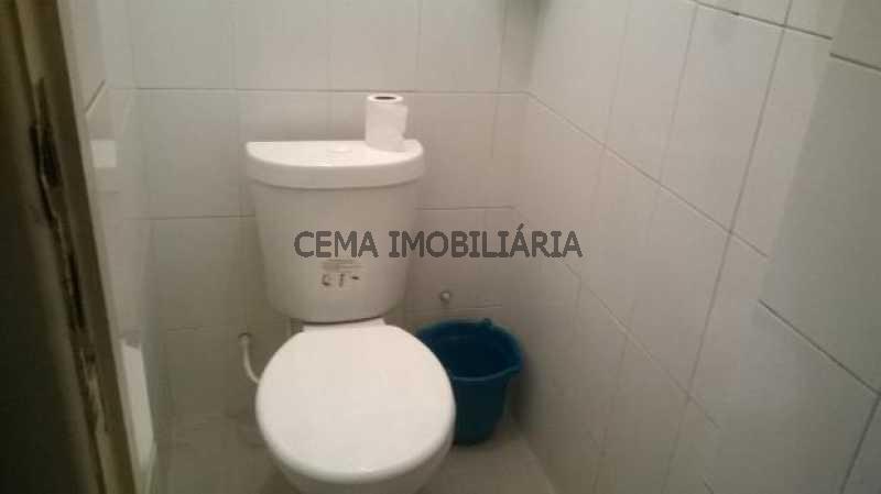 banheiro de empregada - Casa de Vila À Venda - Botafogo - Rio de Janeiro - RJ - LACV30022 - 16