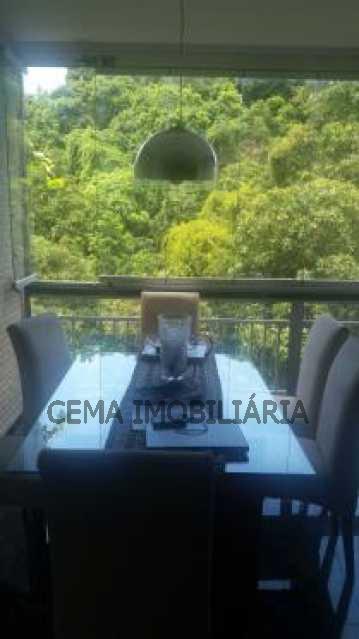 6f1d20325aba449da706_g - Apartamento À Venda - Laranjeiras - Rio de Janeiro - RJ - LAAP30836 - 8