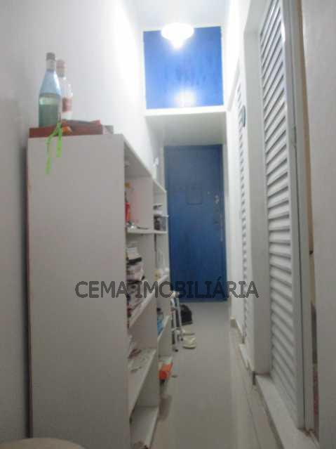 hall - Kitnet/Conjugado 30m² à venda Centro RJ - R$ 279.000 - LAKI00388 - 6