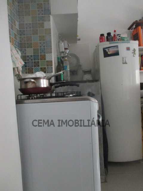 cozinha ang 2 - Kitnet/Conjugado 30m² à venda Centro RJ - R$ 273.000 - LAKI00388 - 5